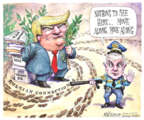 Cartoonist Matt Wuerker  Matt Wuerker's Editorial Cartoons 2017-02-16 Jeff