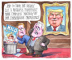 Cartoonist Matt Wuerker  Matt Wuerker's Editorial Cartoons 2017-02-21 complete
