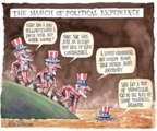 Cartoonist Matt Wuerker  Matt Wuerker's Editorial Cartoons 2017-11-16 talk
