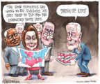 Cartoonist Matt Wuerker  Matt Wuerker's Editorial Cartoons 2018-04-18 election