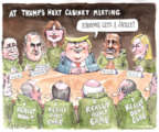 Cartoonist Matt Wuerker  Matt Wuerker's Editorial Cartoons 2018-06-22 writing