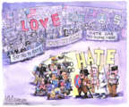 Cartoonist Matt Wuerker  Matt Wuerker's Editorial Cartoons 2018-08-14 home