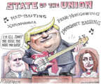 Cartoonist Matt Wuerker  Matt Wuerker's Editorial Cartoons 2019-02-06 Donald