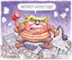 Cartoonist Matt Wuerker  Matt Wuerker's Editorial Cartoons 2019-02-21 Russia