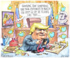 Cartoonist Matt Wuerker  Matt Wuerker's Editorial Cartoons 2019-04-18 America
