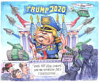 Cartoonist Matt Wuerker  Matt Wuerker's Editorial Cartoons 2019-07-03 America