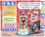 Cartoonist Matt Wuerker  Matt Wuerker's Editorial Cartoons 2019-07-24 presidential administration
