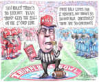 Cartoonist Matt Wuerker  Matt Wuerker's Editorial Cartoons 2020-01-21 presidential administration