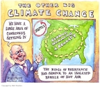 Cartoonist Matt Wuerker  Matt Wuerker's Editorial Cartoons 2007-04-19 reality
