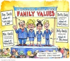 Cartoonist Matt Wuerker  Matt Wuerker's Editorial Cartoons 2007-06-20 lint