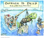 Cartoonist Matt Wuerker  Matt Wuerker's Editorial Cartoons 2007-06-27 human rights