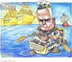 Cartoonist Matt Wuerker  Matt Wuerker's Editorial Cartoons 2007-07-18 mayor