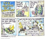Cartoonist Matt Wuerker  Matt Wuerker's Editorial Cartoons 2007-07-26 lint