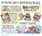 Cartoonist Matt Wuerker  Matt Wuerker's Editorial Cartoons 2007-09-19 new job