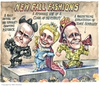 Cartoonist Matt Wuerker  Matt Wuerker's Editorial Cartoons 2007-10-03 mayor