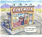 Cartoonist Matt Wuerker  Matt Wuerker's Editorial Cartoons 2007-10-09 cheap