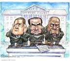 Cartoonist Matt Wuerker  Matt Wuerker's Editorial Cartoons 2007-10-11 human rights