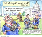 Cartoonist Matt Wuerker  Matt Wuerker's Editorial Cartoons 2007-10-23 item