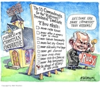 Cartoonist Matt Wuerker  Matt Wuerker's Editorial Cartoons 2007-11-08 gay rights