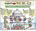 Cartoonist Matt Wuerker  Matt Wuerker's Editorial Cartoons 2007-12-18 finance