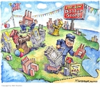 Cartoonist Matt Wuerker  Matt Wuerker's Editorial Cartoons 2008-03-01 global economy