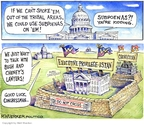 Cartoonist Matt Wuerker  Matt Wuerker's Editorial Cartoons 2008-05-07 George W. Bush congress