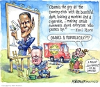 Cartoonist Matt Wuerker  Matt Wuerker's Editorial Cartoons 2008-06-26 hot