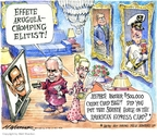 Cartoonist Matt Wuerker  Matt Wuerker's Editorial Cartoons 2008-08-21 Cindy McCain
