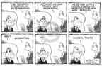 Cartoonist Nick Anderson  Nick Anderson's Editorial Cartoons 2003-09-21 failure