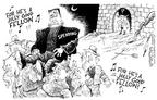 Cartoonist Nick Anderson  Nick Anderson's Editorial Cartoons 2003-12-10 fellow