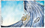 Cartoonist Nick Anderson  Nick Anderson's Editorial Cartoons 2004-01-05 caption