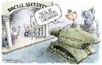 Cartoonist Nick Anderson  Nick Anderson's Editorial Cartoons 2005-01-25 social reform