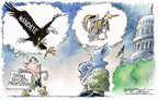 Cartoonist Nick Anderson  Nick Anderson's Editorial Cartoons 2005-01-30 social reform