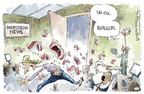 Cartoonist Nick Anderson  Nick Anderson's Editorial Cartoons 2005-02-16 mouth