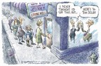 Cartoonist Nick Anderson  Nick Anderson's Editorial Cartoons 2005-03-25 financial plan