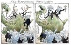 Cartoonist Nick Anderson  Nick Anderson's Editorial Cartoons 2005-04-01 majority