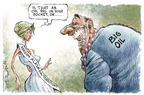 Cartoonist Nick Anderson  Nick Anderson's Editorial Cartoons 2005-04-12 animal