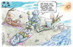 Cartoonist Nick Anderson  Nick Anderson's Editorial Cartoons 2005-04-28 legislator