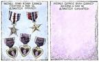 Cartoonist Nick Anderson  Nick Anderson's Editorial Cartoons 2004-04-29 Vietnam War