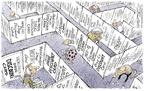 Cartoonist Nick Anderson  Nick Anderson's Editorial Cartoons 2004-05-13 caption