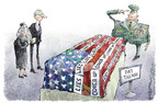 Cartoonist Nick Anderson  Nick Anderson's Editorial Cartoons 2005-05-29 credible