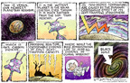 Cartoonist Nick Anderson  Nick Anderson's Editorial Cartoons 2005-06-19 degree