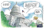 Cartoonist Nick Anderson  Nick Anderson's Editorial Cartoons 2005-06-21 diplomatic