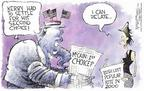 Cartoonist Nick Anderson  Nick Anderson's Editorial Cartoons 2004-07-07 2000 election