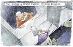 Cartoonist Nick Anderson  Nick Anderson's Editorial Cartoons 2005-07-15 Bernie