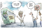Cartoonist Nick Anderson  Nick Anderson's Editorial Cartoons 2005-07-28 Vietnam War