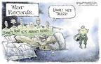 Cartoonist Nick Anderson  Nick Anderson's Editorial Cartoons 2004-08-18 honor