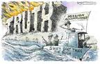 Cartoonist Nick Anderson  Nick Anderson's Editorial Cartoons 2004-08-24 honor