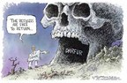 Cartoonist Nick Anderson  Nick Anderson's Editorial Cartoons 2004-09-05 bone