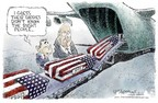 Cartoonist Nick Anderson  Nick Anderson's Editorial Cartoons 2004-09-10 Vietnam War